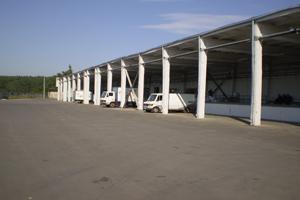 Холодильный склад в Харькове