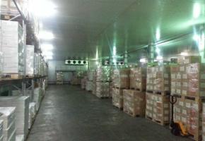 Холодильний склад у Запоріжжі